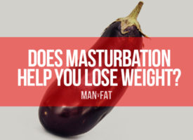 Does masturbation help you lose weight?