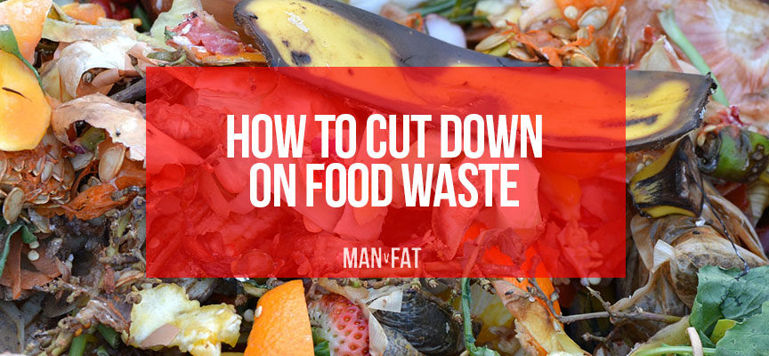 How to cut down on food waste