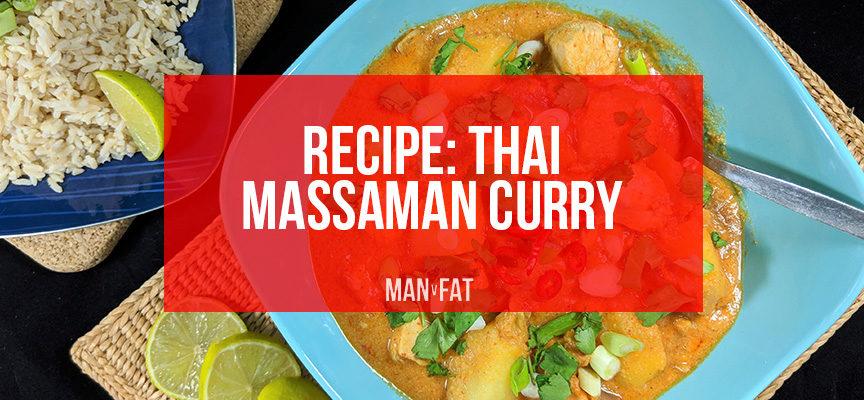 Recipe: Thai Massaman Curry