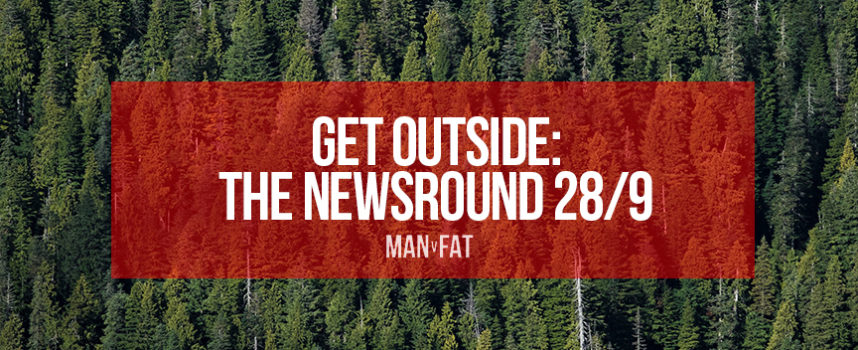 Get outside: The MAN v FAT Newsround 28th September