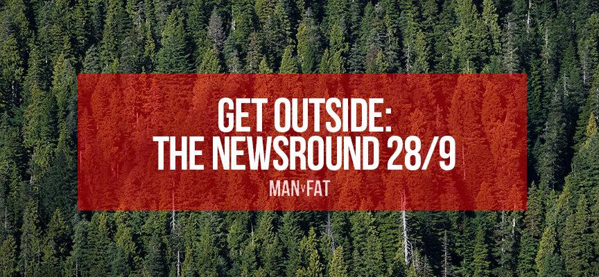 Get outside: The MAN v FAT Newsround 28th September