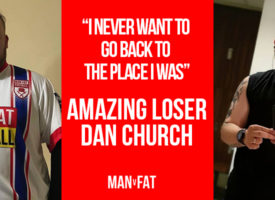 Dan v Fat – Amazing Loser Dan Church