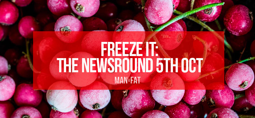 Freeze it: The MAN v FAT Newsround 5th October