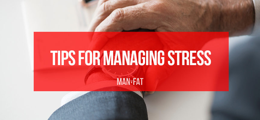 Top tips for managing stress