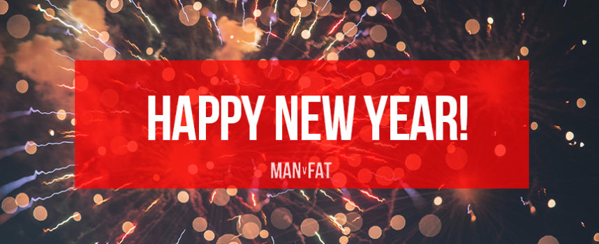 Happy new year from MAN v FAT!