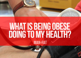 What is being obese doing to my health?