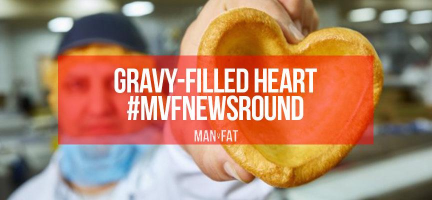 My gravy-filled heart #MVFNewsround