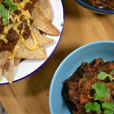 Texan chilli beef recipe