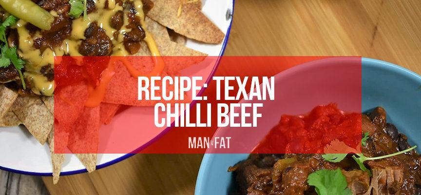 Recipe: Texan chilli beef