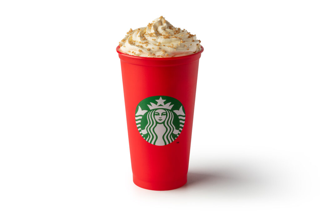 Toffee Nut Latte Starbucks 2019 Calories