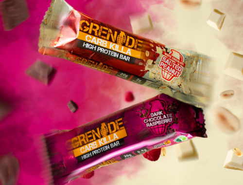 WIN a Grenade snacking bundle