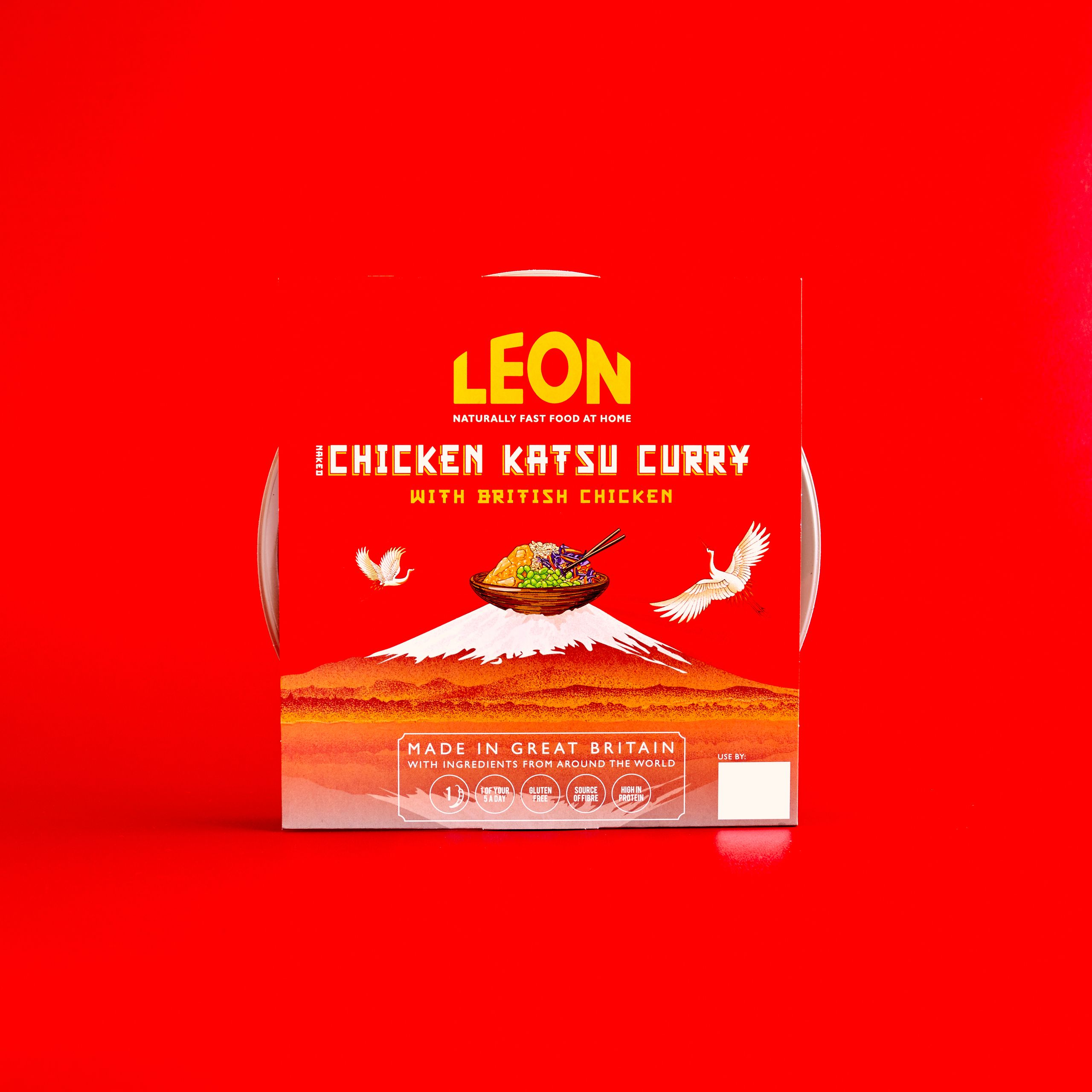 Leon ready meals