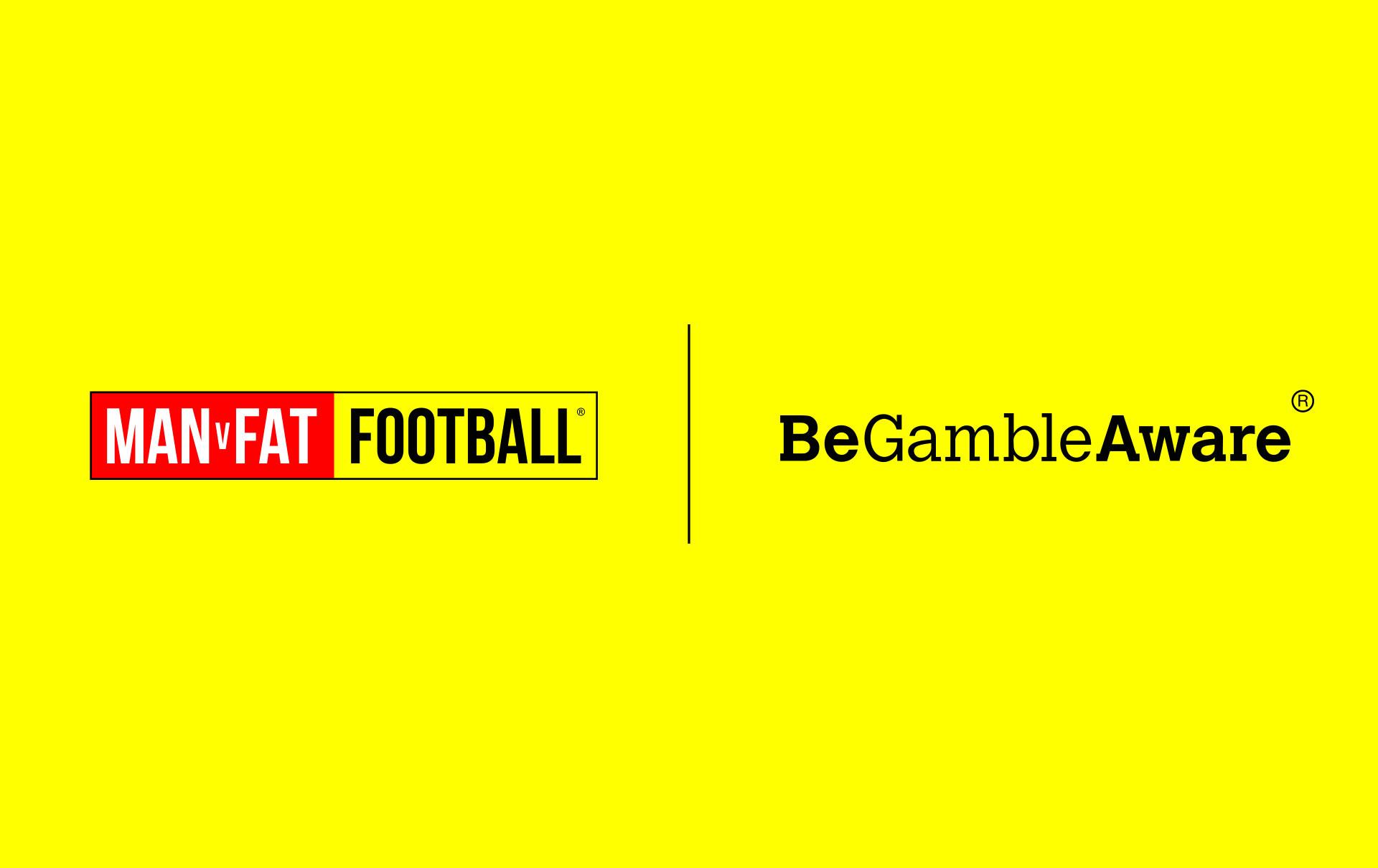 MAN v FAT and GambleAware