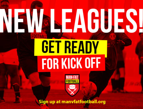 new MAN v FAT Football leagues launching in may