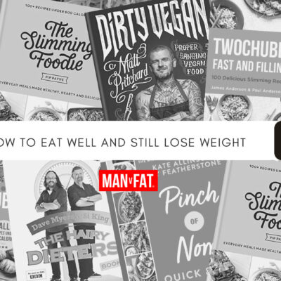 Cookbooks for men losing weight