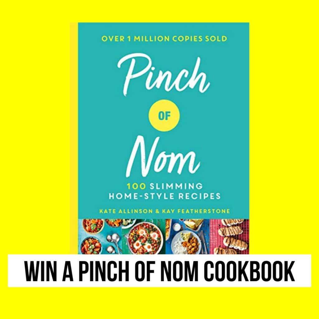 win a pinch of nom cookbook