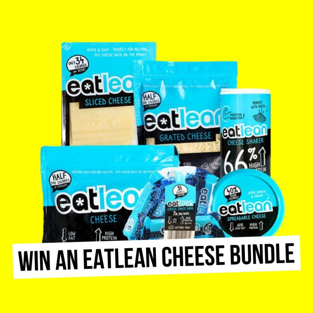 win an eatlean cheese bundle