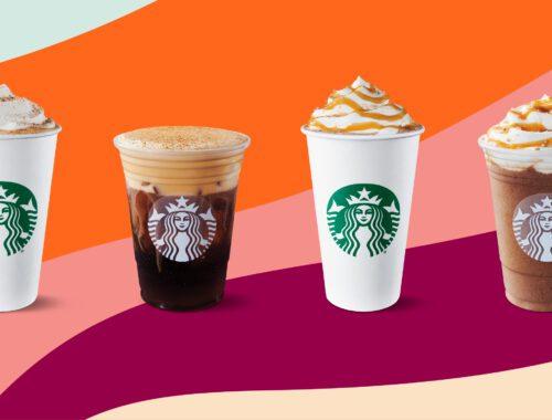 Pumpkin spice latte calories