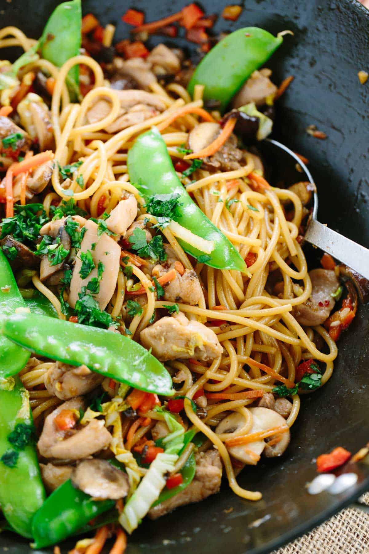 Healthy noodle recipes