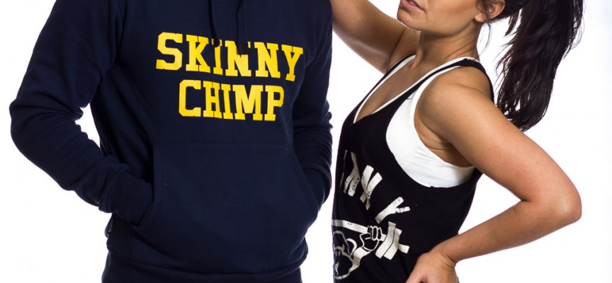 Win A Complete Skinny Chimp Outfit  Man V Fat-8591
