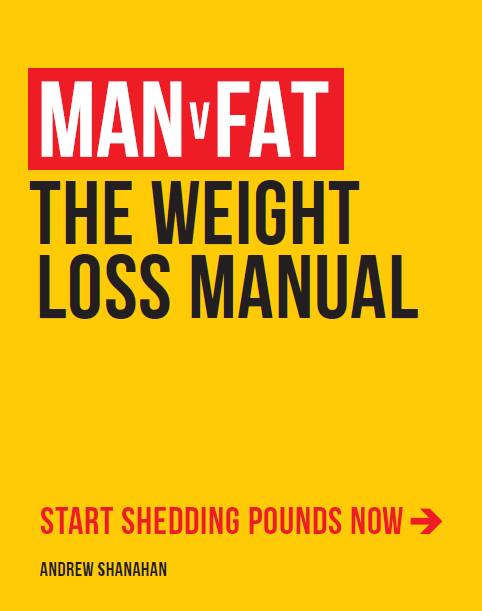 MAN v FAT book cover