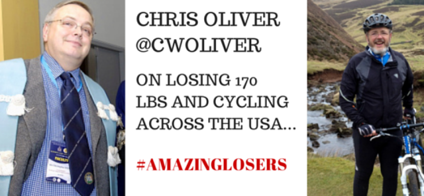 Amazing Loser – Chris Oliver