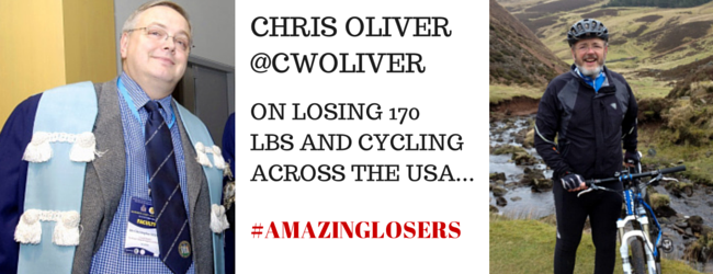Amazing Loser - Chris Oliver