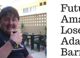 #FutureAmazingLoser – Adam Barrett