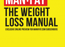 Get your exclusive preview of The MAN v FAT Weight Loss Manual