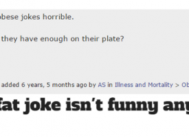 The 10 Most Offensive Fat People Jokes