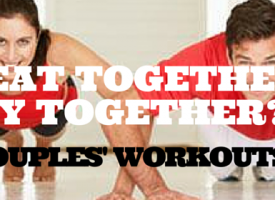 Here's Why Couples Workouts Are Rubbish