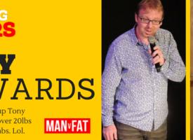 Amazing Loser – Tony Cowards' Weight Loss Story
