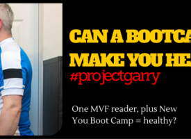 Project Garry: Can A Bootcamp Solve Your Weight Problems?