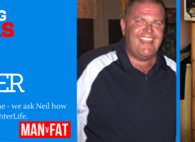 LighterLife Weight Loss Story – Neil Corder #AmazingLoser
