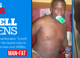 Weight Loss Transformations – Terrell Clemens #AmazingLoser