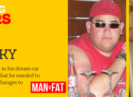 Jay Drops Over 100lbs With Sensible Changes #AmazingLoser