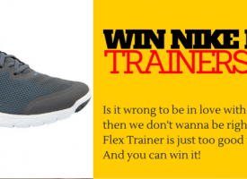 Win Men's Nike Flex Experience Trainers