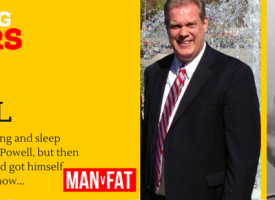 From Sleep Apnoea To Slim: Tim Powell's #AmazingLoser Story