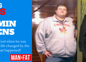 How God Helped Amazing Loser Benjamin Carstens Lose Over 200lbs