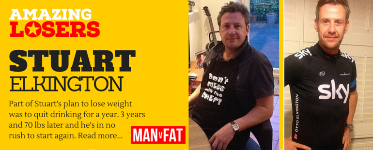 Give Up Alcohol And Get Healthy - Stuart's Amazing Loser Story