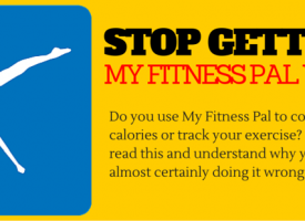 Five Ways You're Doing My Fitness Pal Wrong – and How To Fix Them