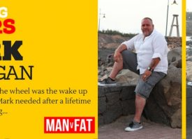 From Passing Out Fat To Toned and Slim – Amazing Loser Mark Hannigan