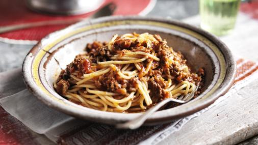 Recipes for Beginners: spaghetti bolognese
