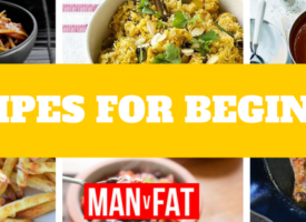 Can't Cook, Won't Cook? 7 Recipes for Beginners