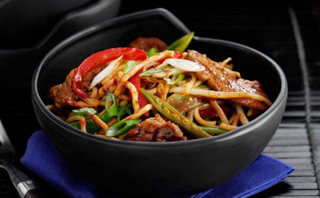 Pork stir fry - Recipes for Beginners