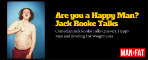 Photo: Jack Rooke Talks Quavers, Happy Man and Bowling For Weight Loss