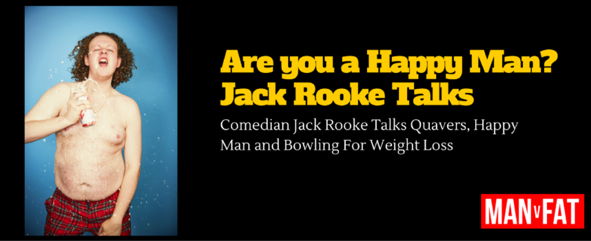 Jack Rooke Talks Quavers, Happy Man and Bowling For Weight Loss