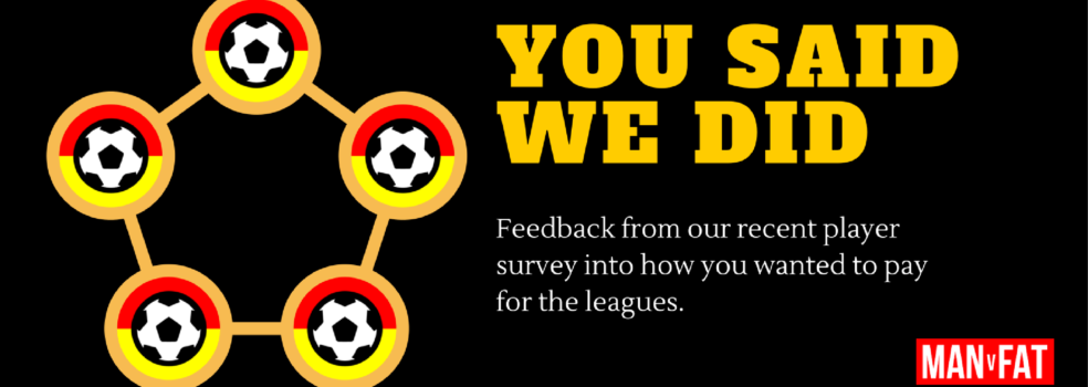 MAN v FAT Football Monthly – You Asked, We Listened
