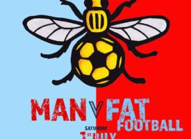 MAN v FAT Football – 24 Hours For Manchester