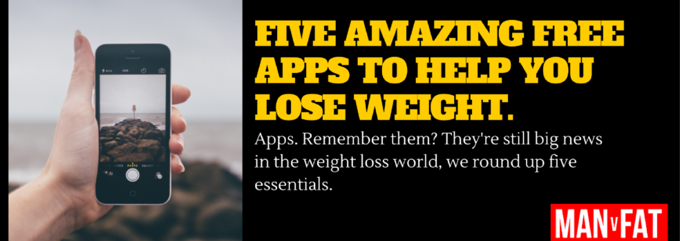 5 FREE Apps That Will Help You Lose Weight